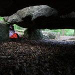 Une balise bien cachée au raid Val d'Oise 2014