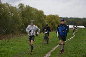 Bike'n run du raid des Boucles de la Marne