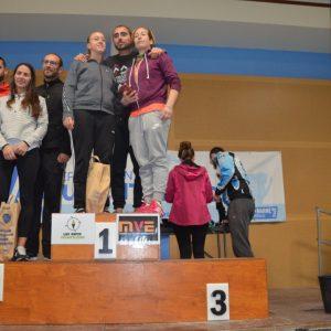 Podium mixte des Défis Franciliens 2019